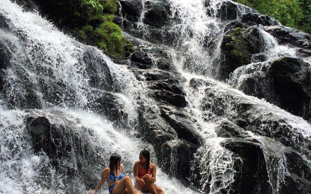 Calbayog City's Pride: The Scenic Tarangban Falls