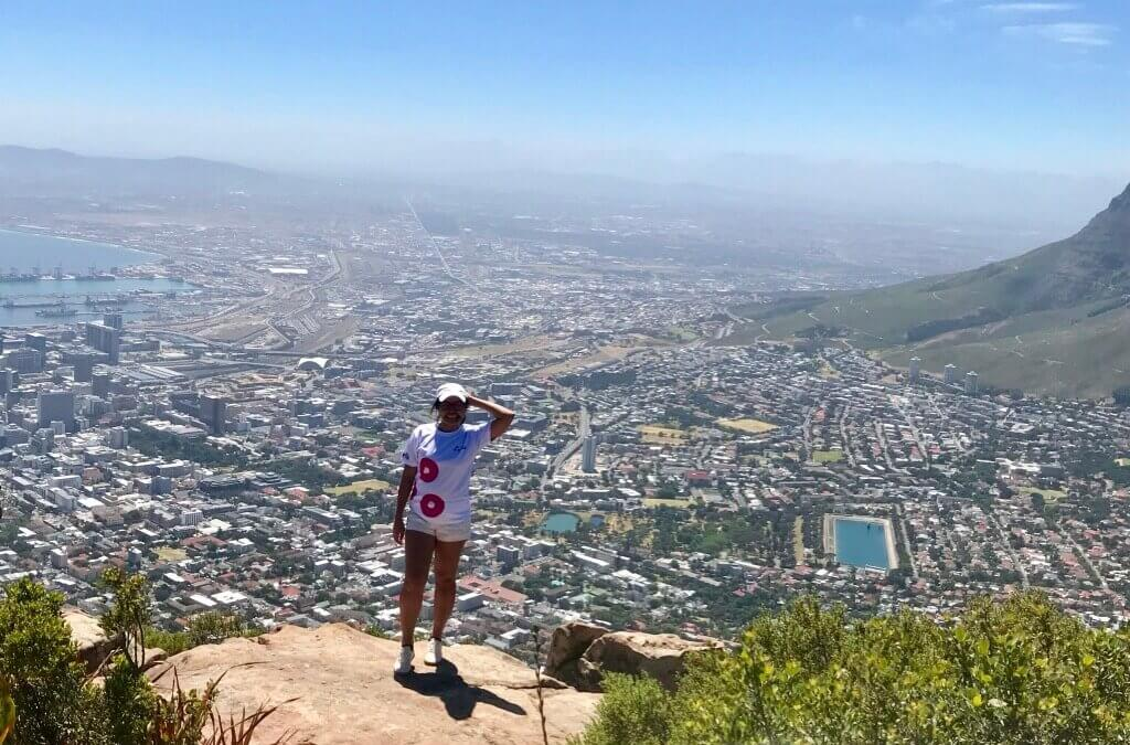 How I Traveled To Cape Town, South Africa For Free